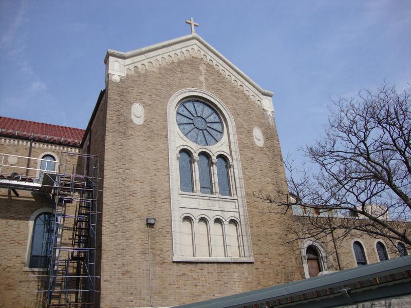 St Joseph transept
